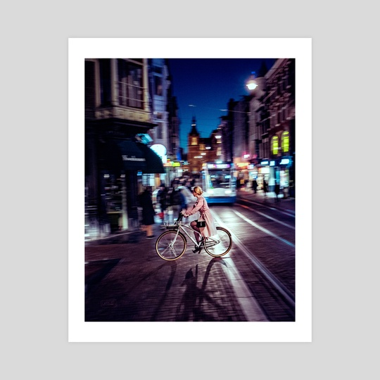 Amsterdam Style by Alexia Foksynes