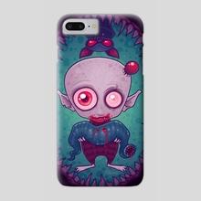 Nosferatu Jr. - Phone Case by John Schwegel