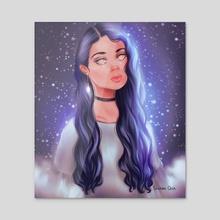 Enchanted - Acrylic by Sherina Chin