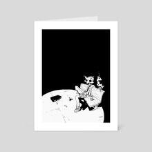 SPOTLIGHT - Art Card by Che Bauzó