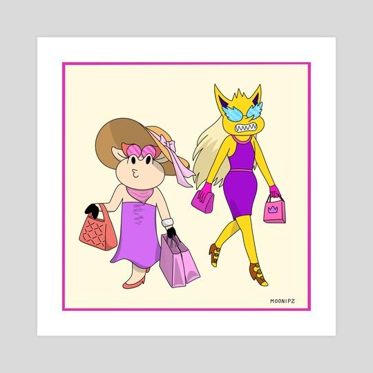 Moonipz Shopping 2 by Moonipz