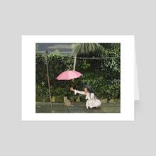 besties - Art Card by alex siple