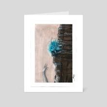 Inktober day 27 - Art Card by celine espitallier