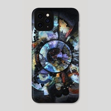 Midnight City - Phone Case by Counsel Langley