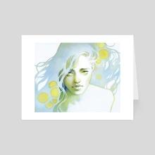 Sun - Art Card by Anna Dittmann