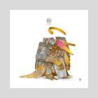 Gusion - Art Print by Sheng Lam