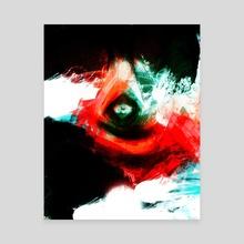 Seula - Canvas by Strea Camilon