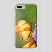 Float Like A Butterfly - Phone Case by Dan Suth