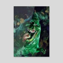 Ghostbusters - Acrylic by Dmitry Belov
