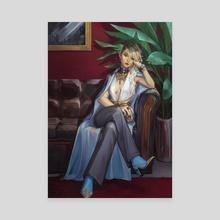 BD Eulia - Canvas by Noa Ikeda