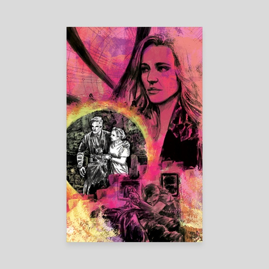 Doctor Strange (2016) - Christine Palmer by Sam Watson