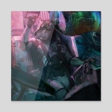 Pilot - Acrylic by Nomax