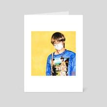 [BTS] Taehyung 180514 - Art Card by Shalida