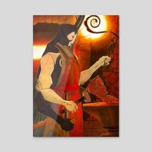 Smith - Acrylic by thenothingmaker