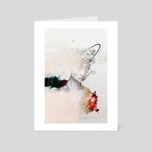V  - Art Card by Sweet Disorder Art