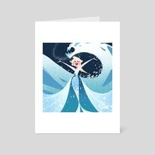 MerMay: Elsa - Art Card by Christian Adrianne Gumaya
