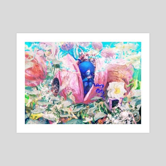 Birth of New Mind by Nadya Plyamko