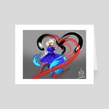 Alice - Art Card by Sunny Ray