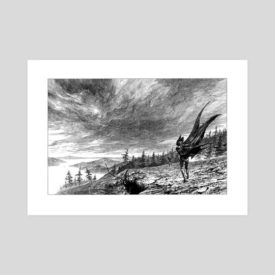 Diefenbach: Northward by Benedykt Szneider