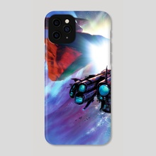 Wanderer - Phone Case by Paul Rivoche