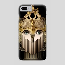 Architectural Gaze - Phone Case by Pepetto