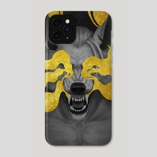 Blinding Rage - Phone Case by Angelika Blieweis