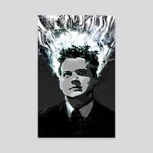 Eraserhead - Canvas by Nikita Abakumov