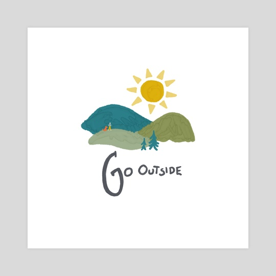 Outside Time by Katie Wynkoop