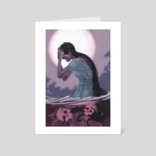 Skin Walker - Art Card by Jefferson Muncy