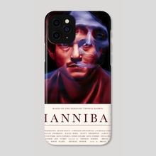 Hannibal - Season 1 - Phone Case by Carina Tous