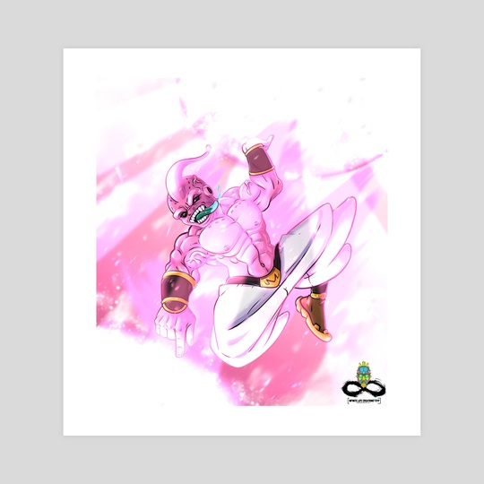 Kid Buu (Limited Edition) by Corey Coleman