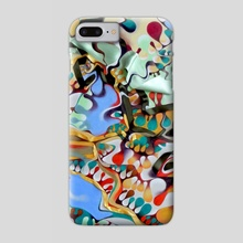Carnival - Phone Case by federico cortese