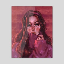 MABEL - Acrylic by Devana