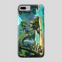 Tropical Environment - Phone Case by Yog Joshi