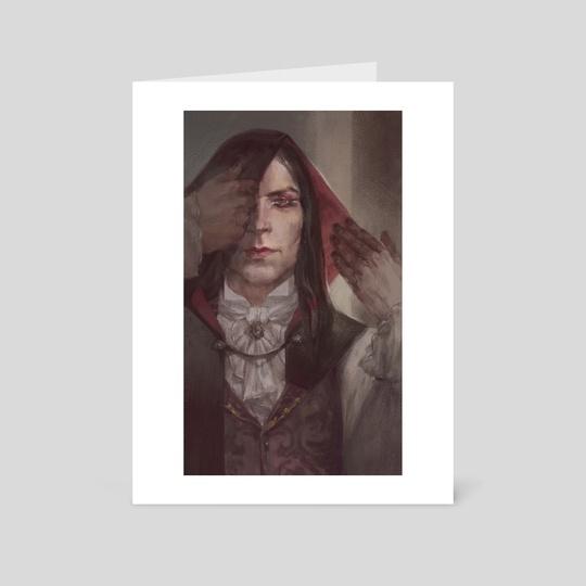 Damien by Lynaiss Art