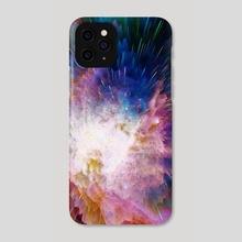 Stellarush - Phone Case by Shukar Parkin