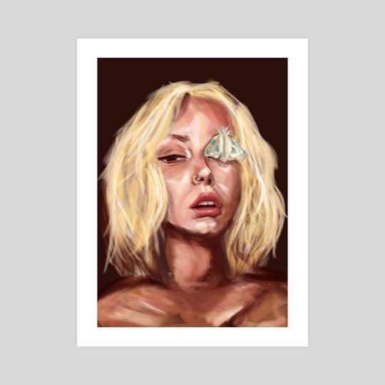 Blonde by Uğur Tunçel