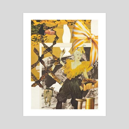 eau de henri no. 9 by Mary Lewey