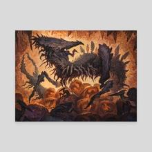 The First Sliver  - Canvas by Svetlin Velinov