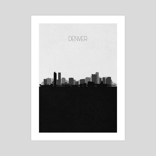 Denver (2nd Version) by Deniz Akerman