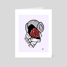 HOPE - Art Card by Oliver -