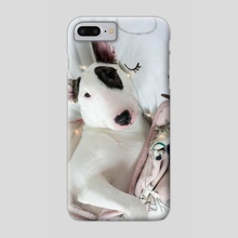 Snuggle - Phone Case by Kimberly AF