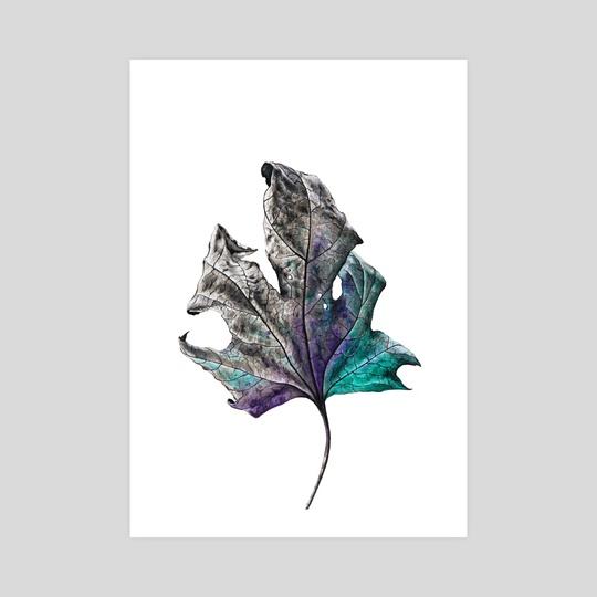 Leaf by Nika Akin