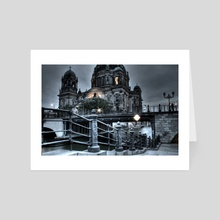 Berliner - Art Card by R Baumung