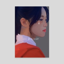 hyunjin bday - Canvas by umi ---