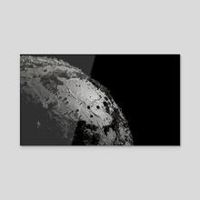 Deep space - Acrylic by umfhero