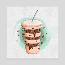 Coffee - Canvas by AD
