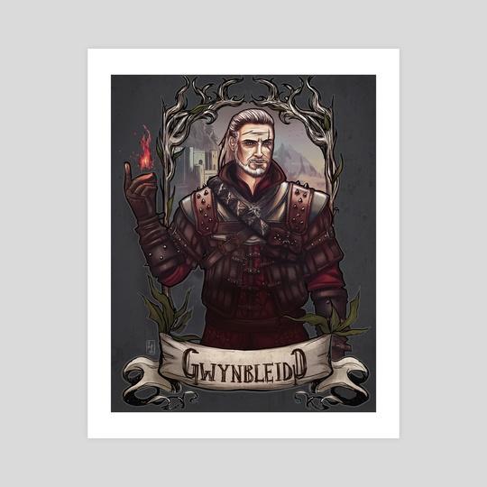 Gwynbleidd by Alice L