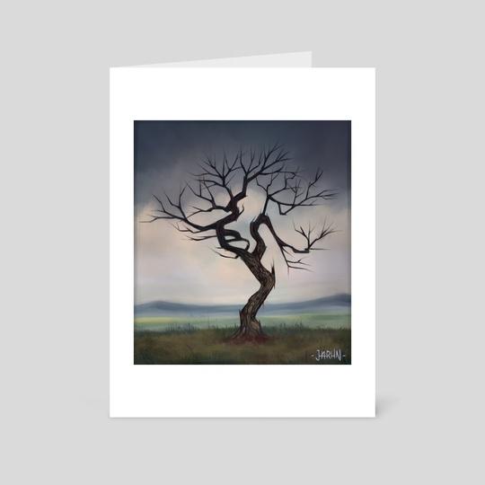 Forbidden Tree by Jarhn Manning