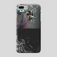 panther - Phone Case by Jack Shepherd